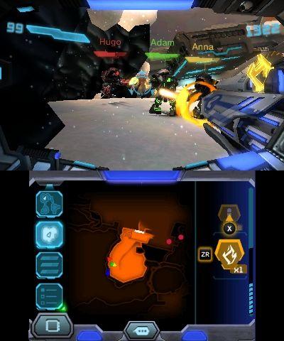 Metroid Prime: Federation Force - Screenshots - Bild 23