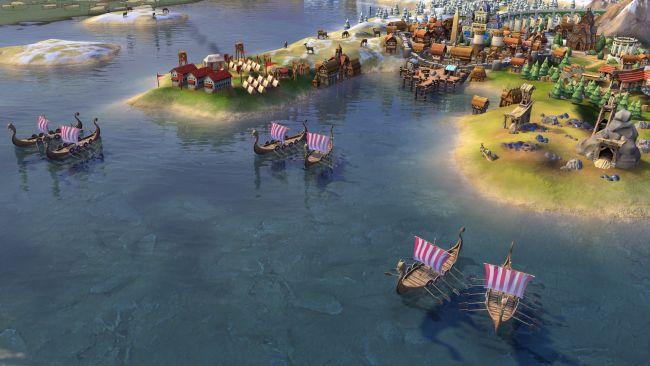Sid Meier's Civilization VI - Screenshots - Bild 1