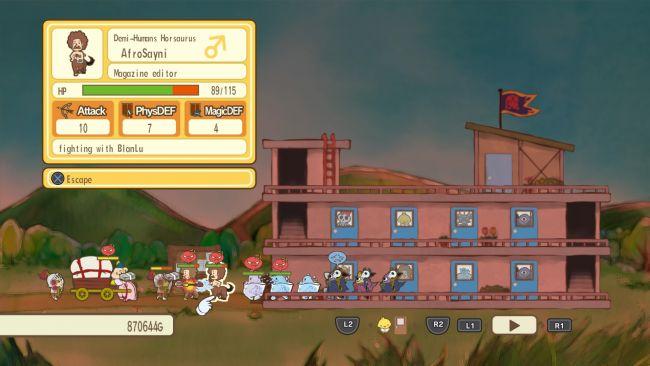 Unholy Heights - Screenshots - Bild 4