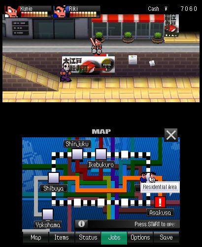River City: Tokyo Rumble - Screenshots - Bild 32