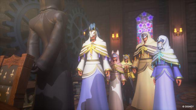 Kingdom Hearts HD II.8 Final Chapter Prologue - Screenshots - Bild 10