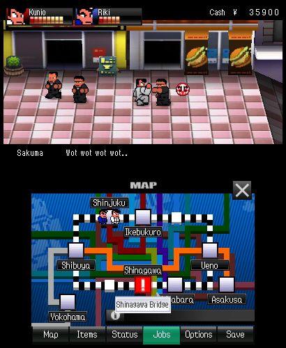 River City: Tokyo Rumble - Screenshots - Bild 2