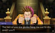 Phoenix Wright: Ace Attorney - Spirit of Justice - DLC: Turnabout Time Traveler - Screenshots - Bild 10