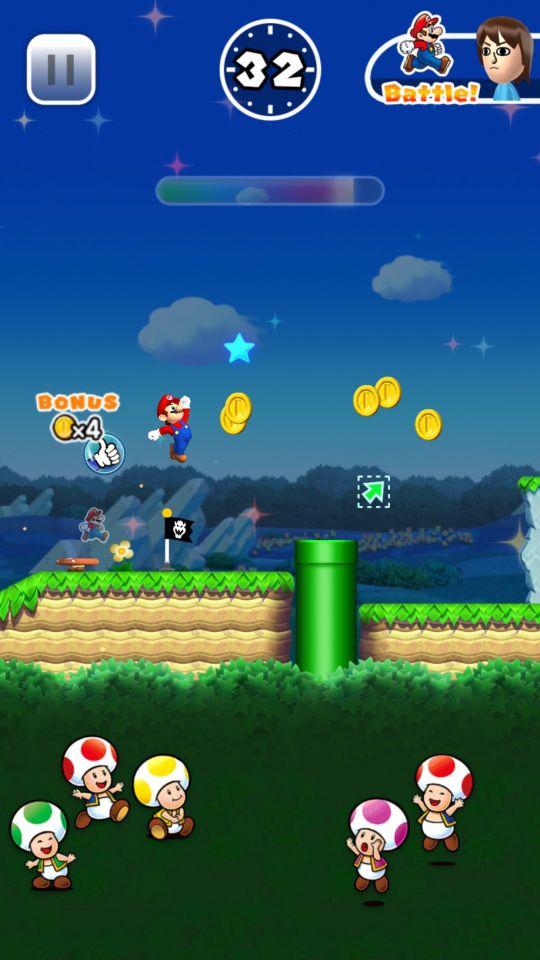 Super Mario Run - Screenshots - Bild 10