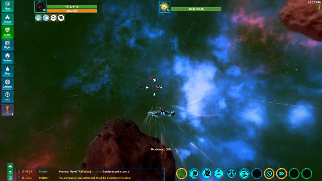Nebula Online - Screenshots - Bild 15