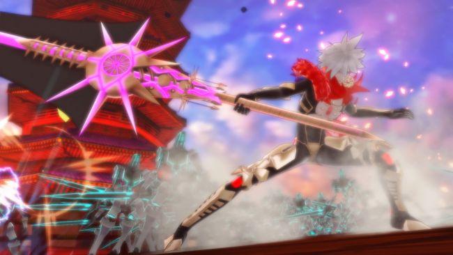 Fate/Extella: The Umbral Star - Screenshots - Bild 8