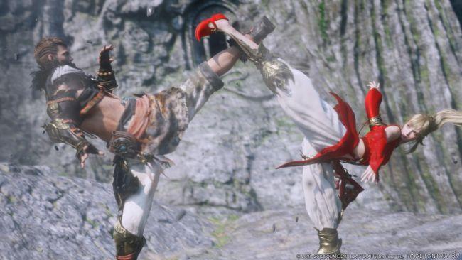 Final Fantasy XIV: Stormblood - Screenshots - Bild 18