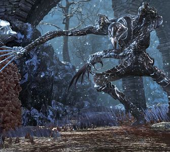 Dark Souls III: Ashes of Ariandel - Test