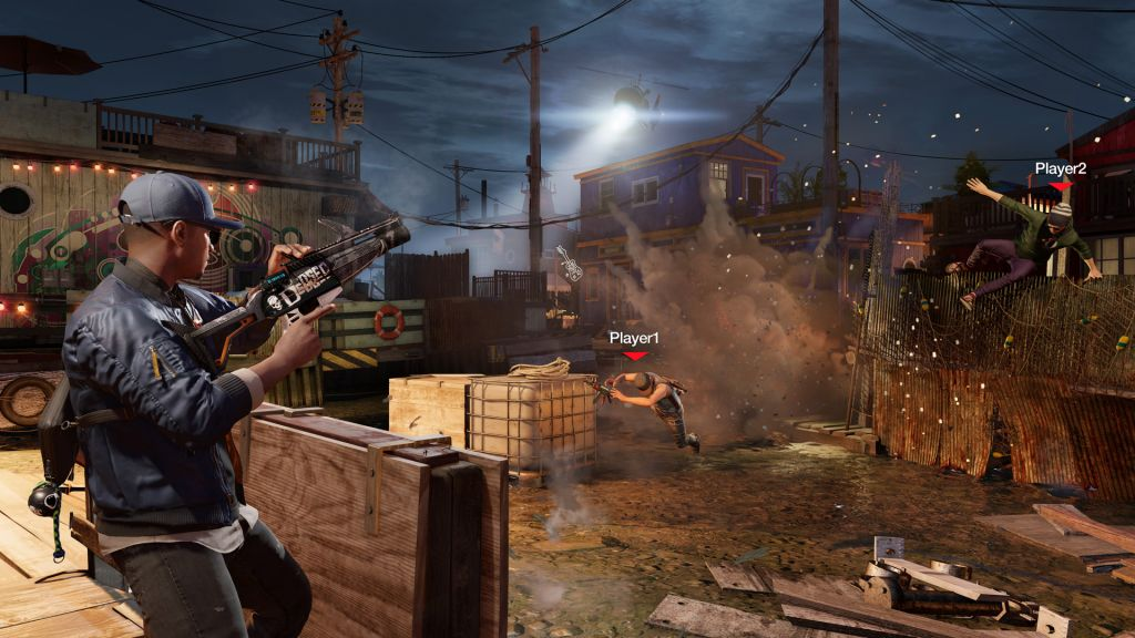 Was Watch Dogs 2 macht, kann auch Cities Skylines