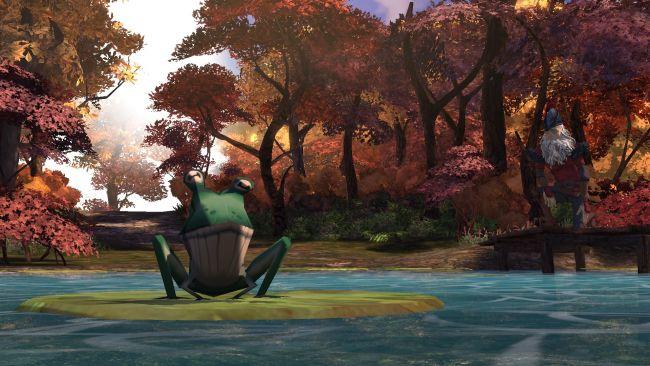 King's Quest: The Good Knight - Screenshots - Bild 2