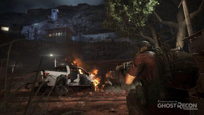 Tom Clancy's Ghost Recon: Wildlands - Screenshots - Bild 3