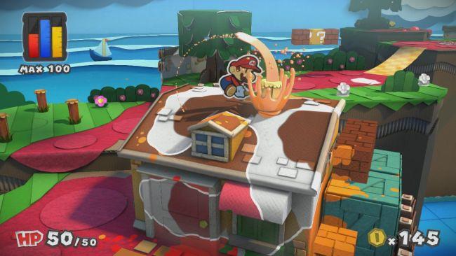 Paper Mario: Color Splash - Screenshots - Bild 20