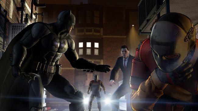 Batman: The Telltale Series - Episode 3 - Screenshots - Bild 1