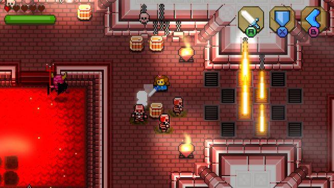 Blossom Tales: The Sleeping King - Screenshots - Bild 5