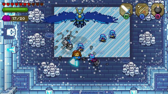 Blossom Tales: The Sleeping King - Screenshots - Bild 2