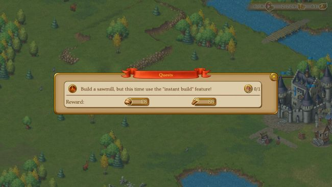 Townsmen - Screenshots - Bild 7
