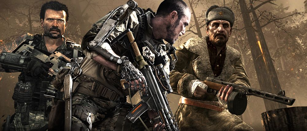 Top 10 Call-of-Duty-Spiele