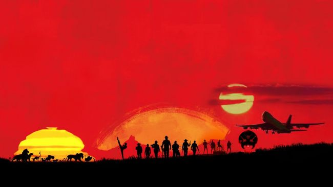 Red Dead Redemption - Artworks - Bild 5