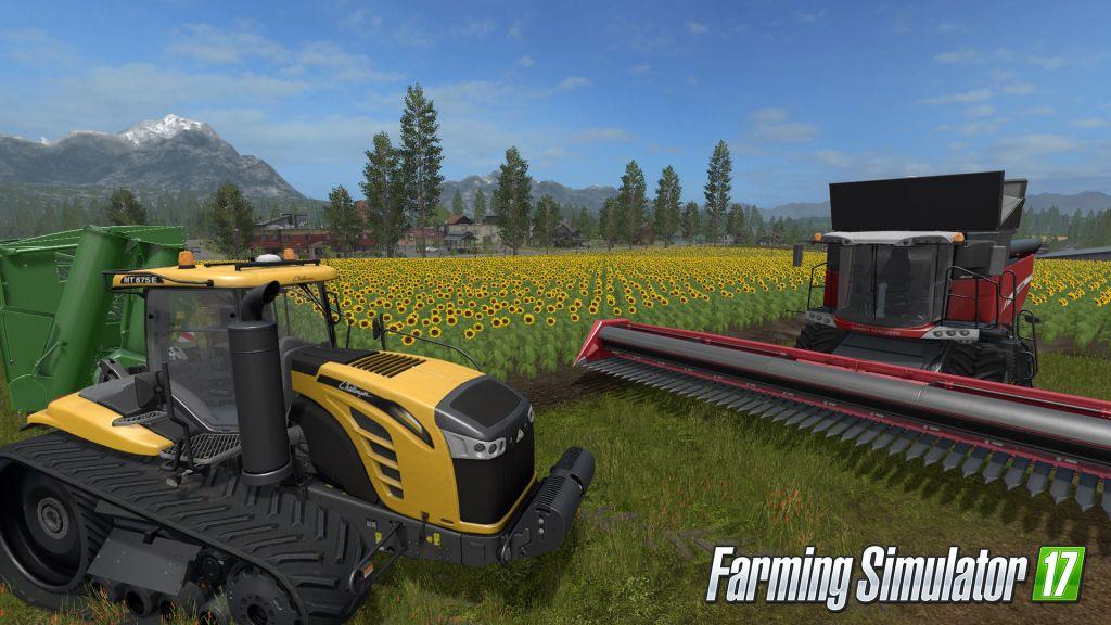 Landwirtschafts-Simulator 17: Mods auf PS4, neue Fahrzeuge