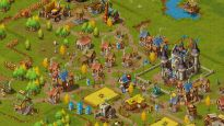 Townsmen - Screenshots - Bild 2