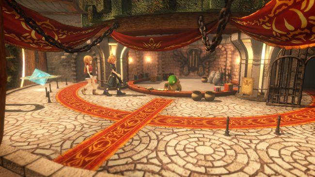 World of Final Fantasy - Screenshots - Bild 4