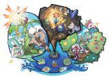 Pokémon Sonne / Mond - Artworks - Bild 6