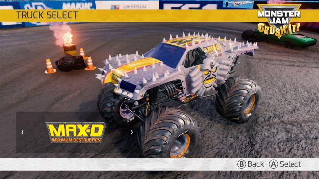 Monster Jam: Crush It! - Screenshots - Bild 7