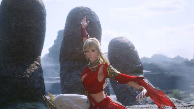 Final Fantasy XIV: Stormblood - Screenshots - Bild 10