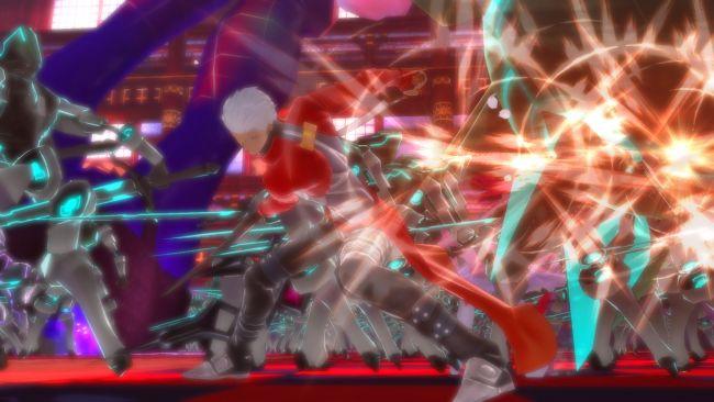 Fate/Extella: The Umbral Star - Screenshots - Bild 12