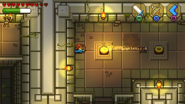 Blossom Tales: The Sleeping King - Screenshots - Bild 7