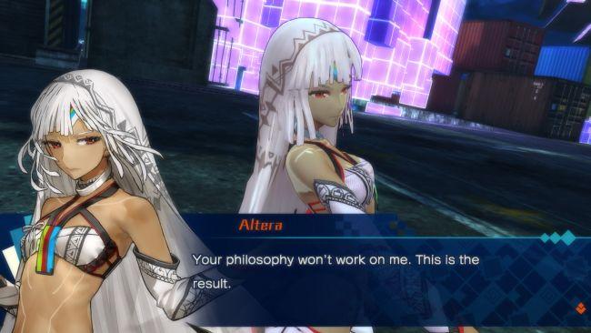 Fate/Extella: The Umbral Star - Screenshots - Bild 1