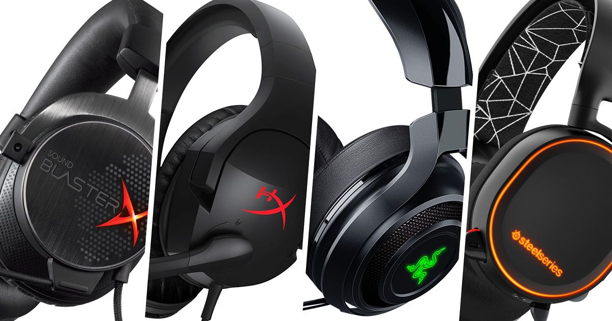 Die Besten Gamer Headsets