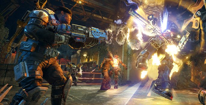Gears of War 4 - Test