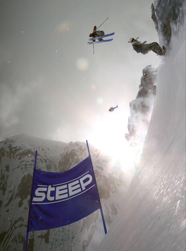 Steep - Screenshots - Bild 3