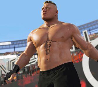 WWE 2K17 - Test