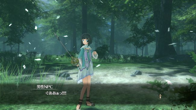Sword Art Online: Hollow Realization - Screenshots - Bild 12