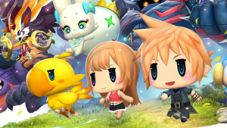 World of Final Fantasy - Komplettlösung
