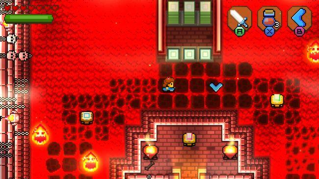 Blossom Tales: The Sleeping King - Screenshots - Bild 8