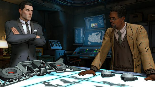 Batman: The Telltale Series - Episode 3 - Screenshots - Bild 4