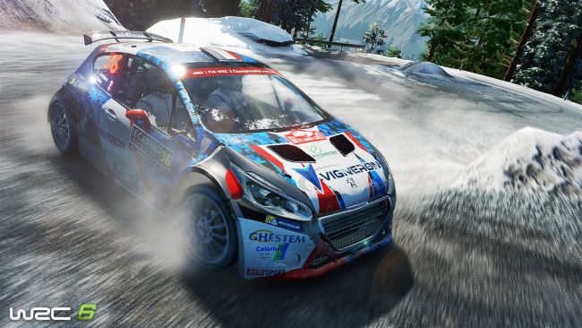 WRC 6 - Screenshots - Bild 3