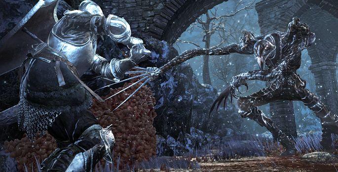 Dark Souls III: Ashes of Ariandel - Test