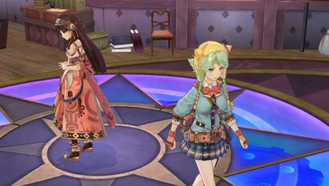 Atelier Shallie Plus: Alchemists of the Dusk Sea - Screenshots - Bild 1