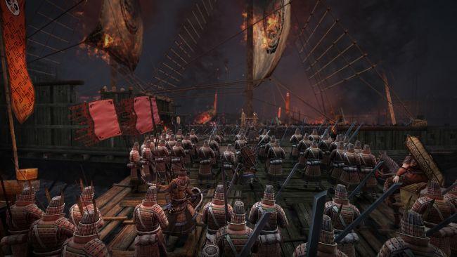 Tiger Knight: Empire War - Screenshots - Bild 3