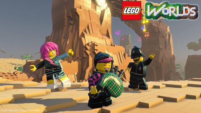 LEGO Worlds - Screenshots - Bild 5