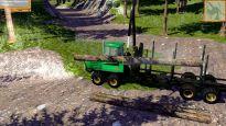 Forstmaschinen: Profis im Wald - Screenshots - Bild 6