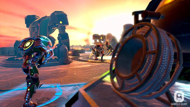 Games of Glory - Screenshots - Bild 6
