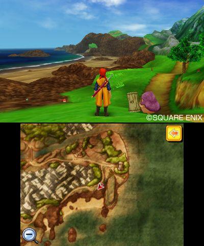 Dragon Quest VIII: Die Reise des verwunschenen Königs - Screenshots - Bild 5
