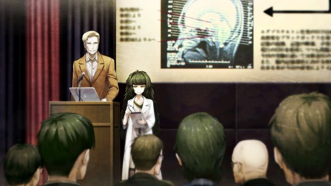 Steins;Gate 0 - Screenshots - Bild 1