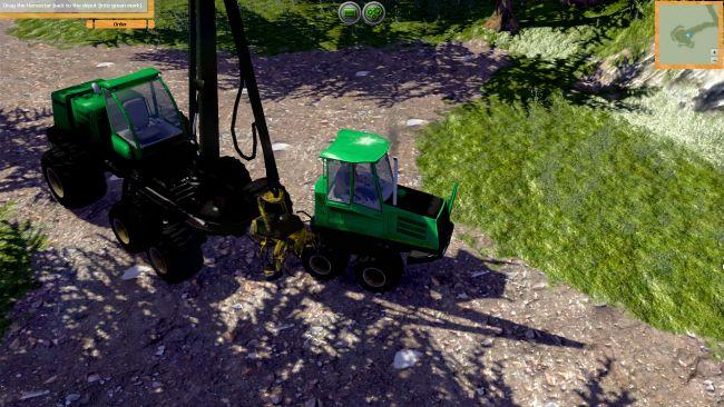 Forstmaschinen: Profis im Wald - Screenshots - Bild 19