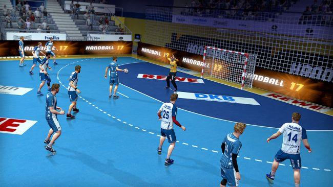 Handball 17 - Screenshots - Bild 5